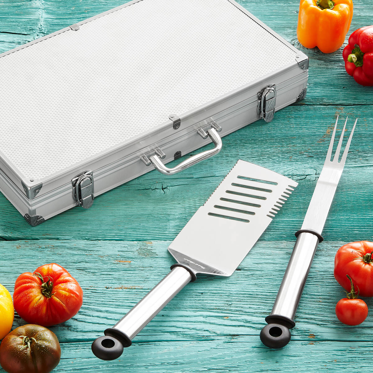 BBQ Briefcase | Cooking Utensils, Barbeque, Grill, Fourth Of July ...