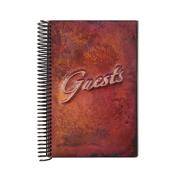 Copper Guest Journal