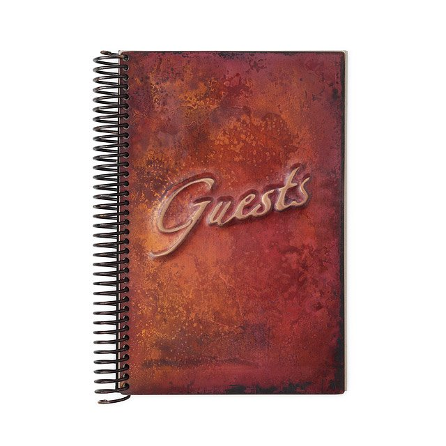 Copper Guest Journal 1