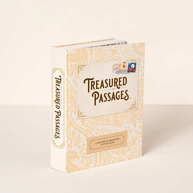 Mother daughter letter book set treasured passages parents mother daughter letter book set altavistaventures Choice Image