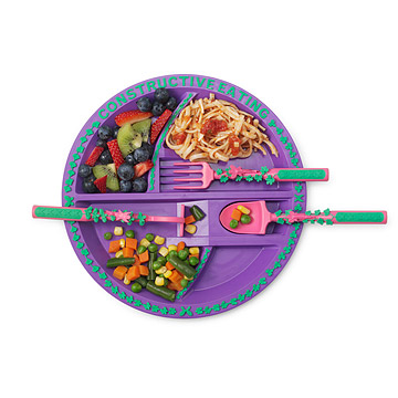 kids dinnerware childrens plates and utensil sets uncommongoods
