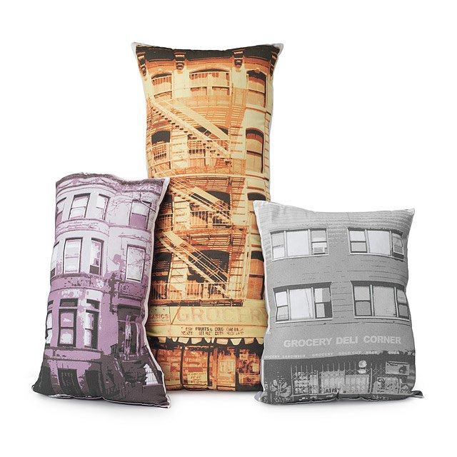 City Pillows