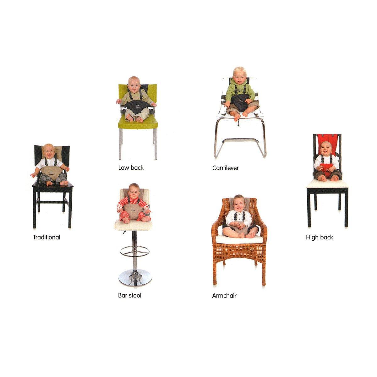 Portachair Harness 3 thumbnail  sc 1 st  UncommonGoods & Portachair Harness   Portable Baby Chair Bambinoz   UncommonGoods