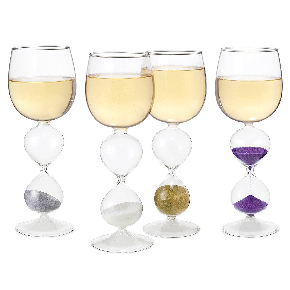 wine hourglasses set of 4 1 thumbnail