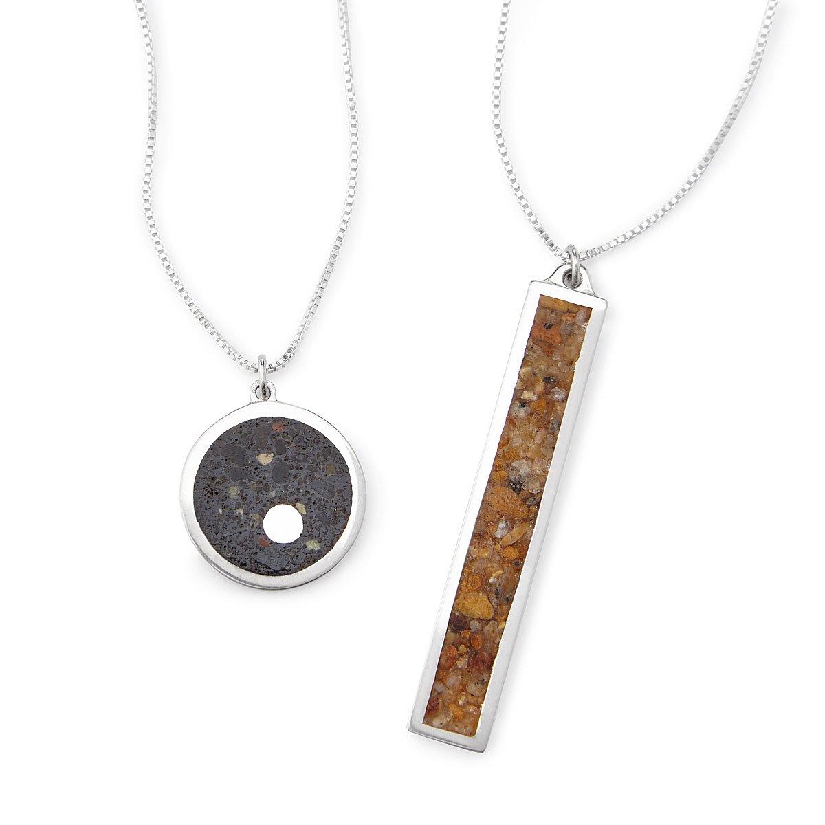 Custom Beach Necklaces | Sand Beach Jewelry | UncommonGoods