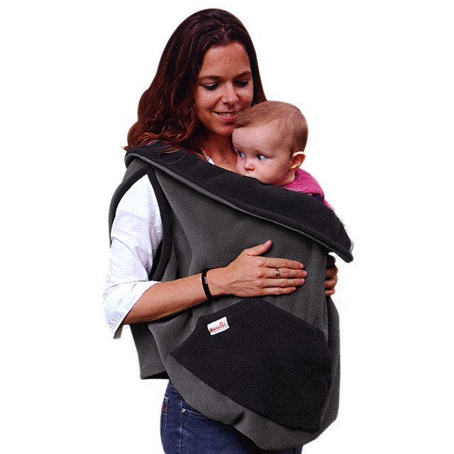 baby carrier cover fleece cover for slings wraps kowalli