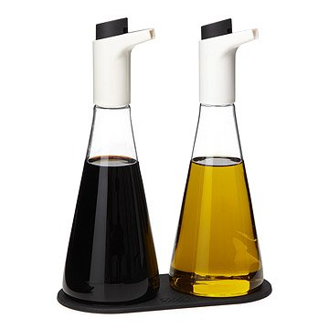 Flo Oil and Vinegar Containers