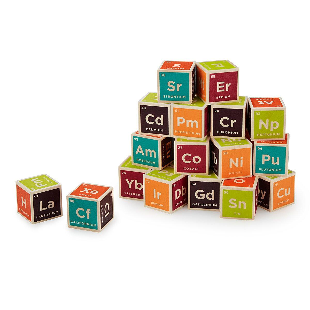 Periodic Table Building Blocks Toy Blocks Element Blocks Science