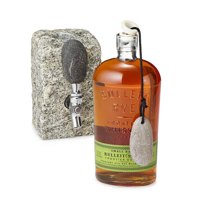 Stone Drink Dispenser | liquor dispenser, shots, on tap