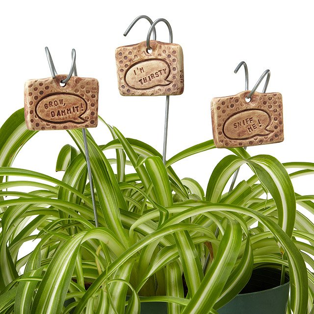 Garden Markers - Set of 3
