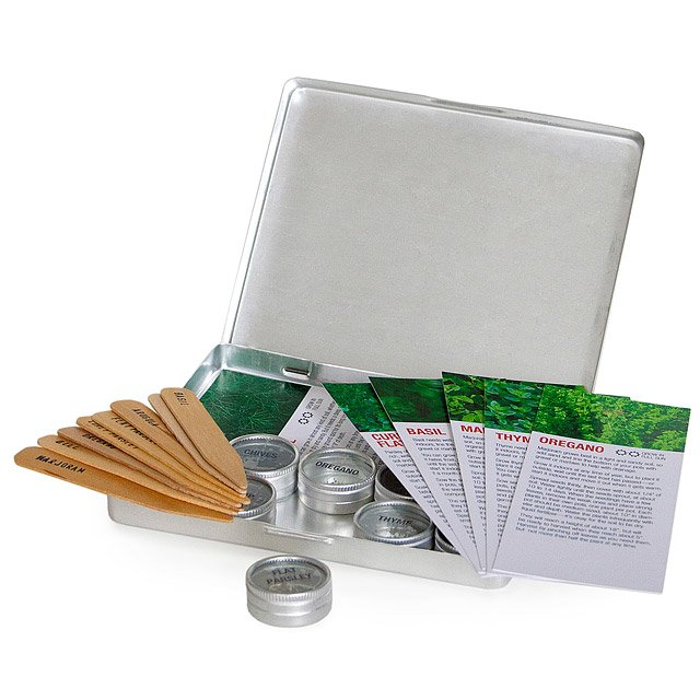 The Plant! Herb Seed Kit