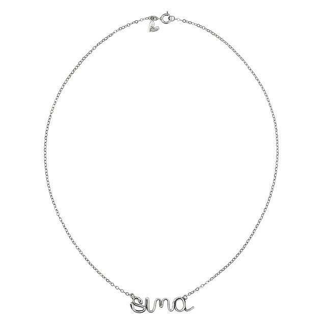 Customized Name Necklace