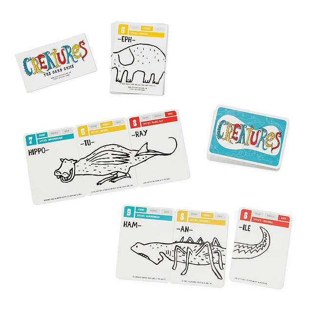 Creatures Card Game