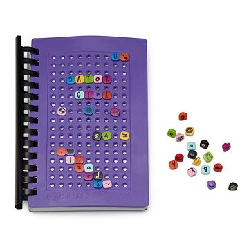 Notebook With 100 Elements