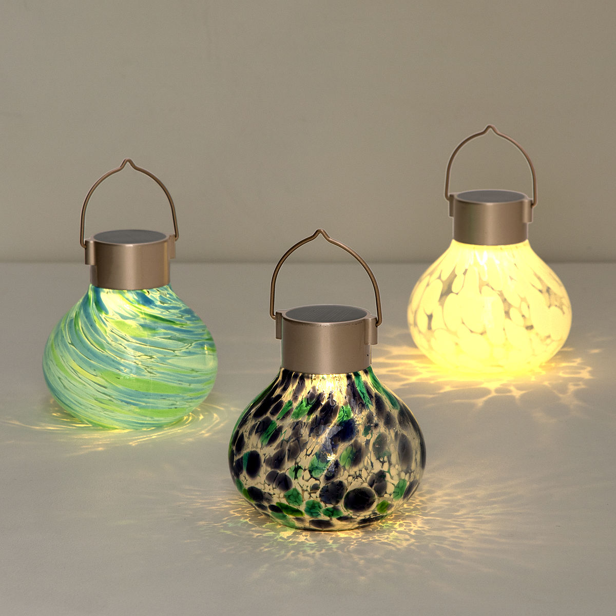 Solar Tealights. Housewarming Gifts  From  15   Up   UncommonGoods