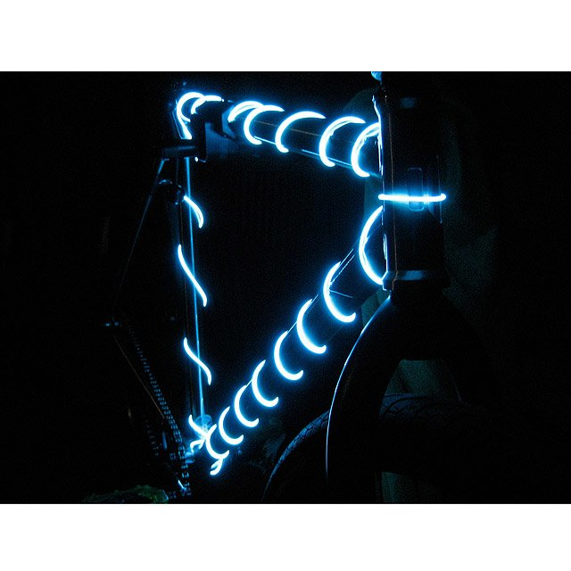 Bike Glow Safety Light 2