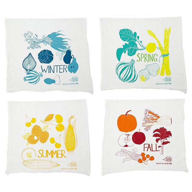 Four Seasons Towels Set of 4 2