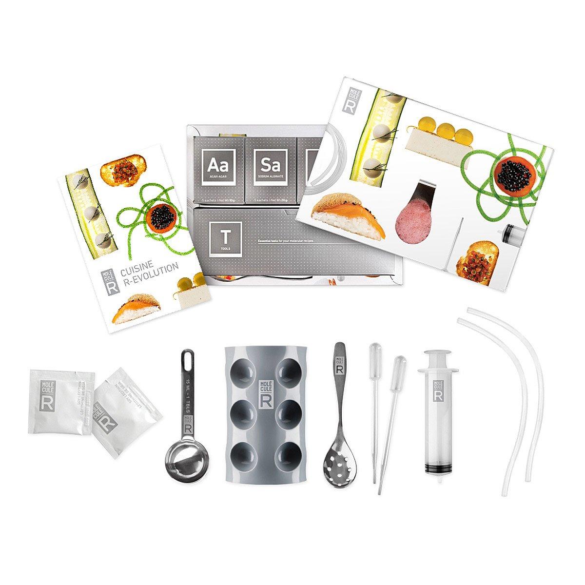 molecular gastronomy kit cuisine