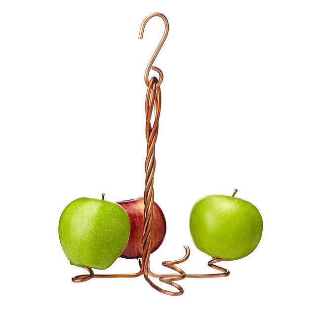 Apple Anchor Bird Feeder