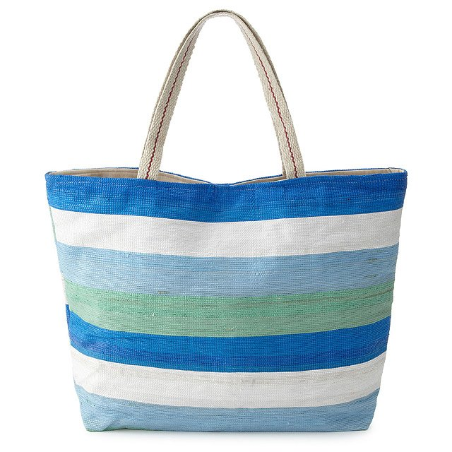 Plastic Beach Bags And Totes