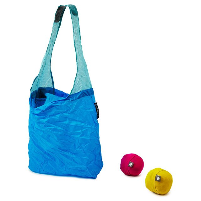 Flip Tumble Reusable Shopping Bags Reusable Grocery Bag Nylon