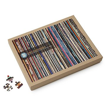 A Vinyl Collection Puzzle