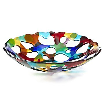 Multi-Color Erosion Bowl