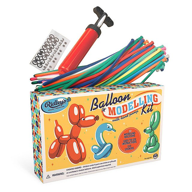 Balloon Modeling Kit