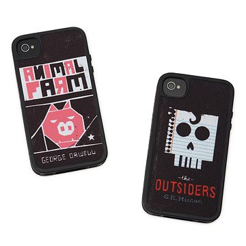 Literary iPhone Cases