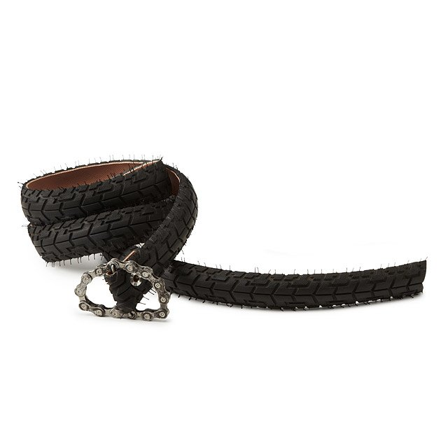 Recycled Bike Tread Belts