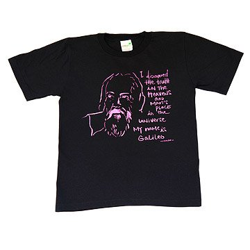 Kids Galileo T-Shirt