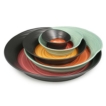 Eclipse Nesting Bowls - Set of 5