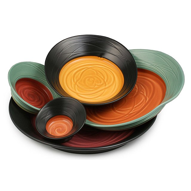 Eclipse Nesting Bowls - Set of 5 2