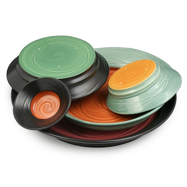 Eclipse Nesting Bowls - Set of 5 3
