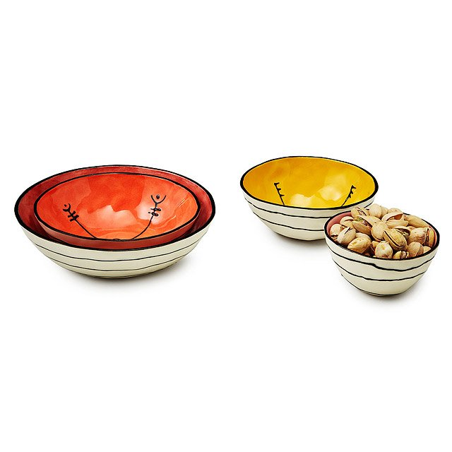 Tiny Nesting Bowls - Set of 4