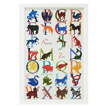 The Animal Alphabet Zoo