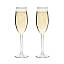Etched Champagne Flutes - Set of 2 2 thumbnail