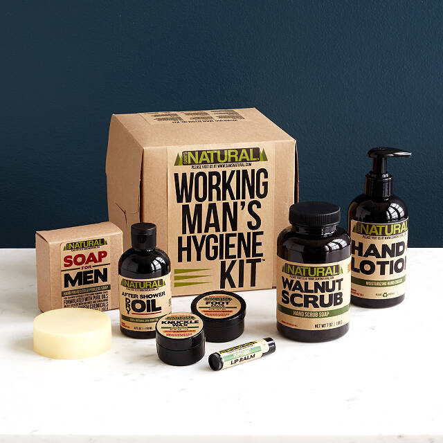 Working Man's Hygiene Kit 2