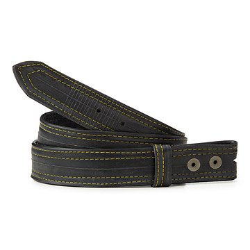 Recycled Bike Tube Belt Strap