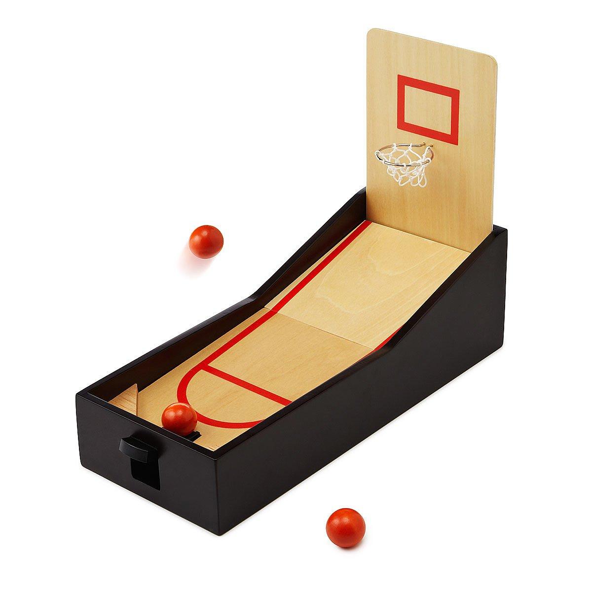 desktop basketball mini sport office bball uncommongoods