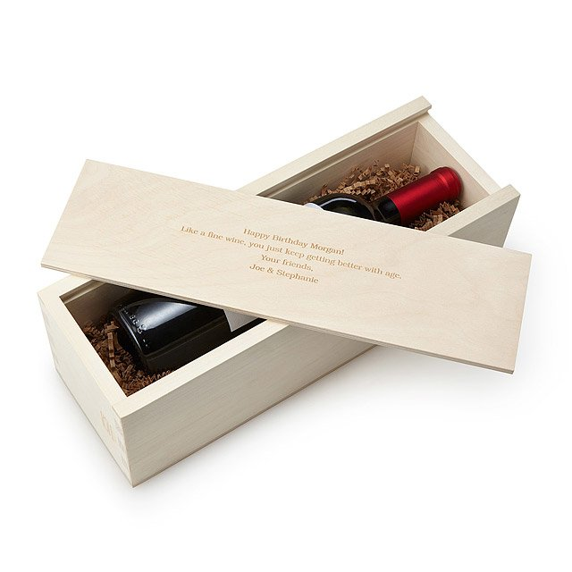 Birthday Wine Box 2