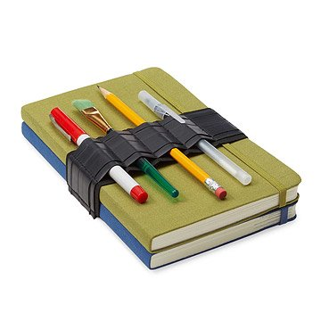 Bike Tube Journal Bandolier