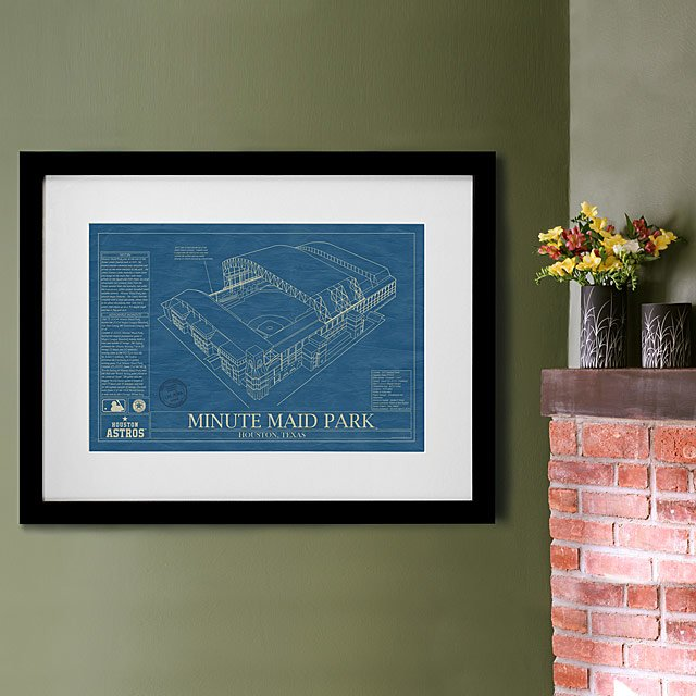 Baseball Stadium Blueprints | baseball stadium art, fenway park ...