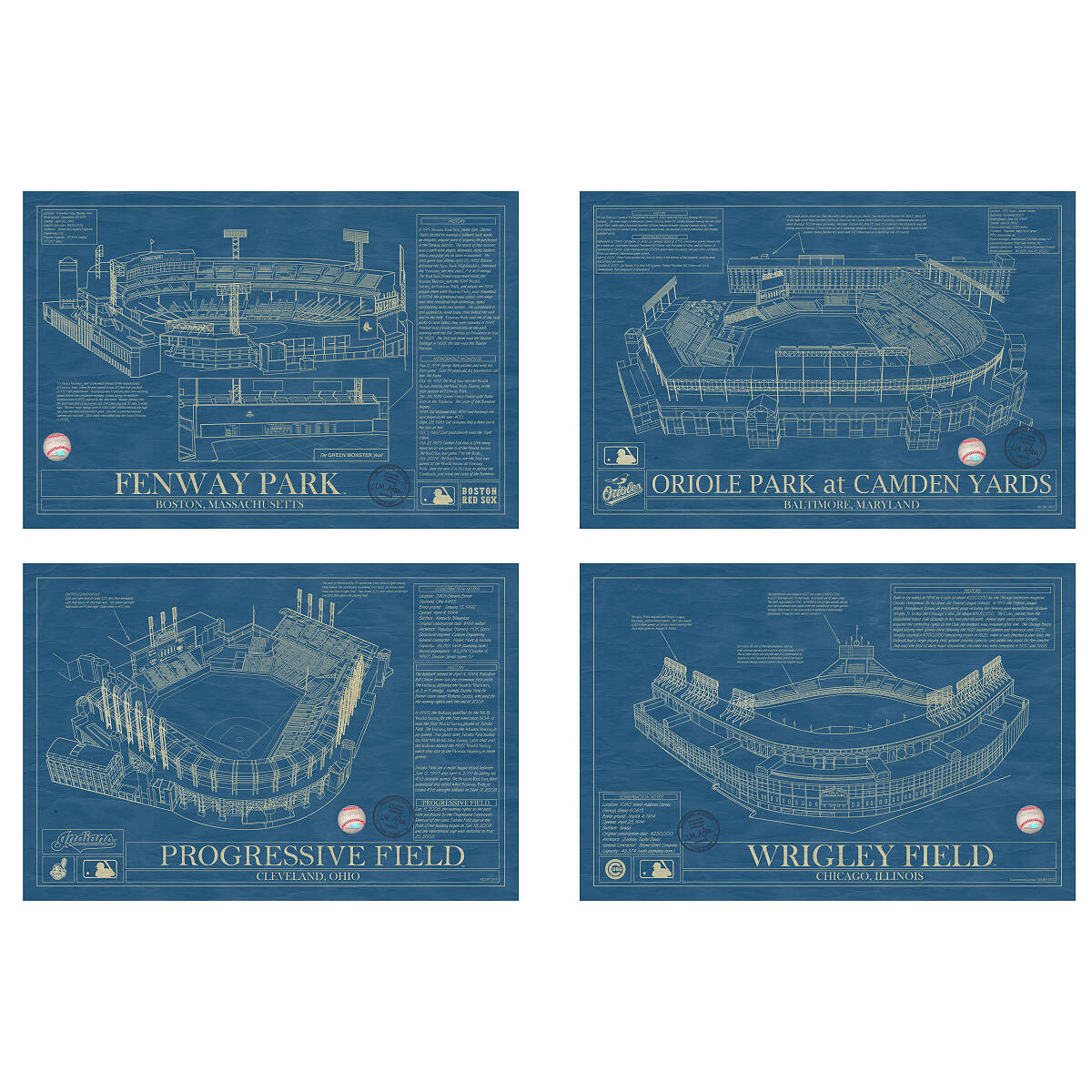 Baseball stadium blueprints baseball stadium art fenway park baseball stadium blueprints 4 thumbnail malvernweather Gallery