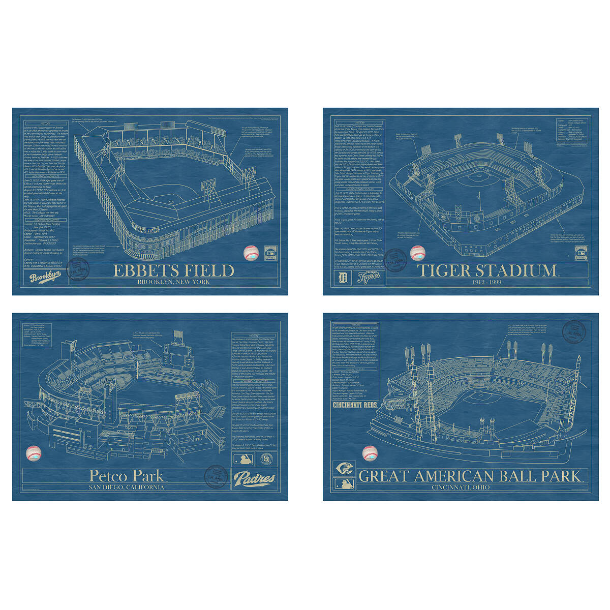 Baseball stadium blueprints baseball stadium art fenway park baseball stadium blueprints 5 thumbnail malvernweather Image collections