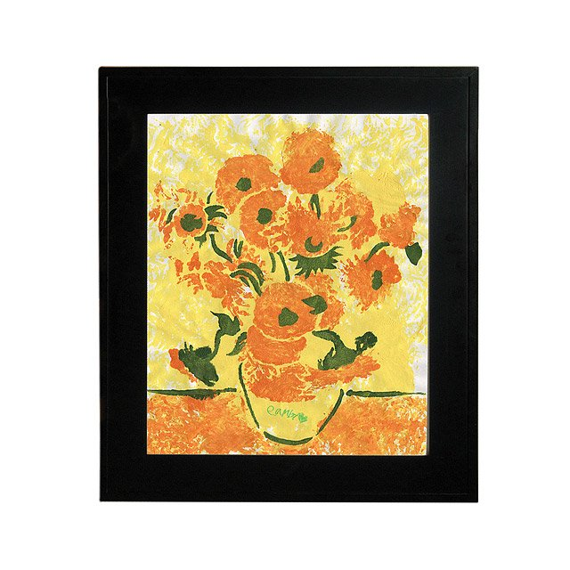Sunflowers Master Art Kit for Kids 2