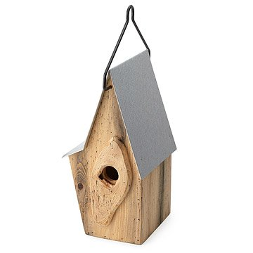 Weathered Shed Birdhouse