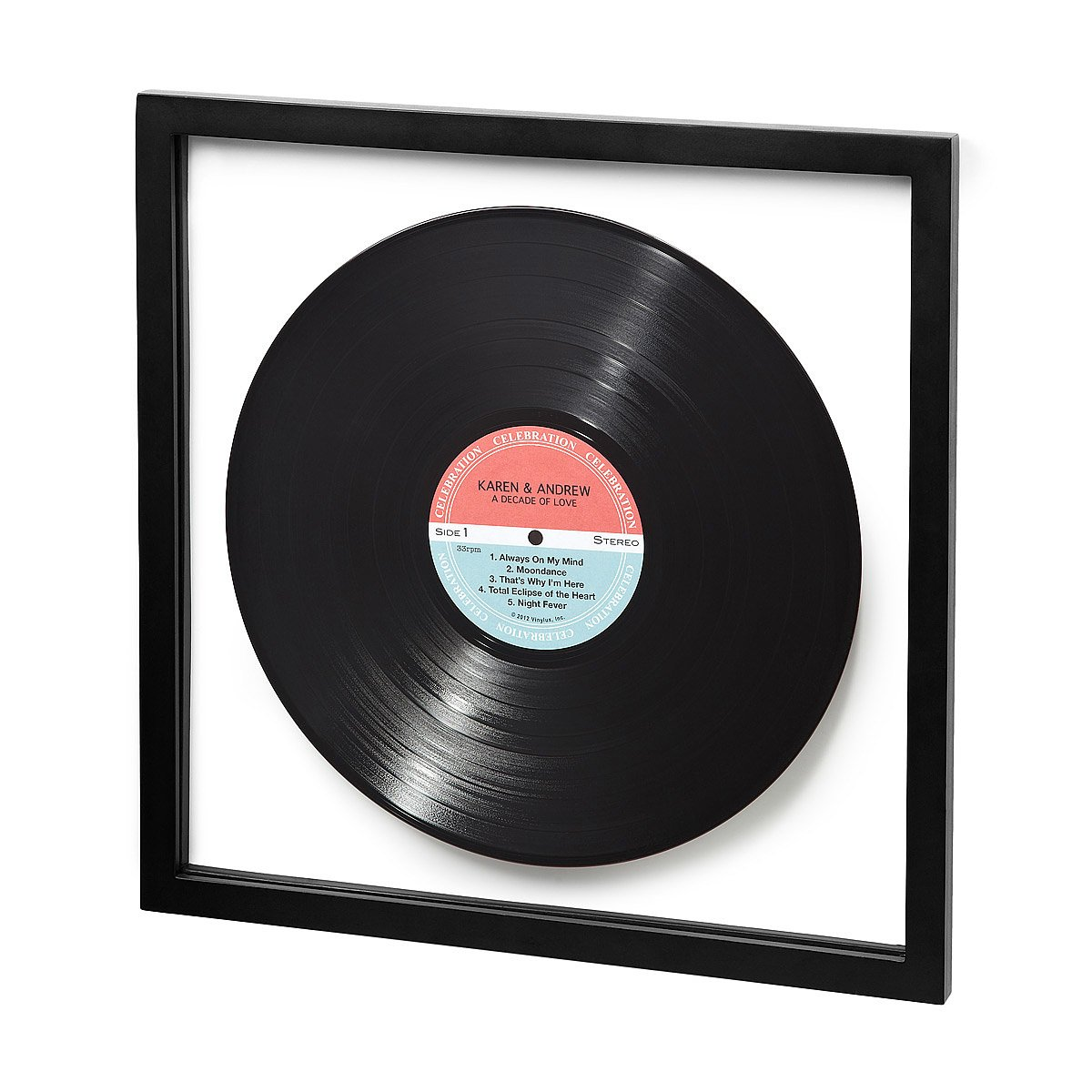 personalized lp record cool wedding gifts Personalized LP Record 1 thumbnail