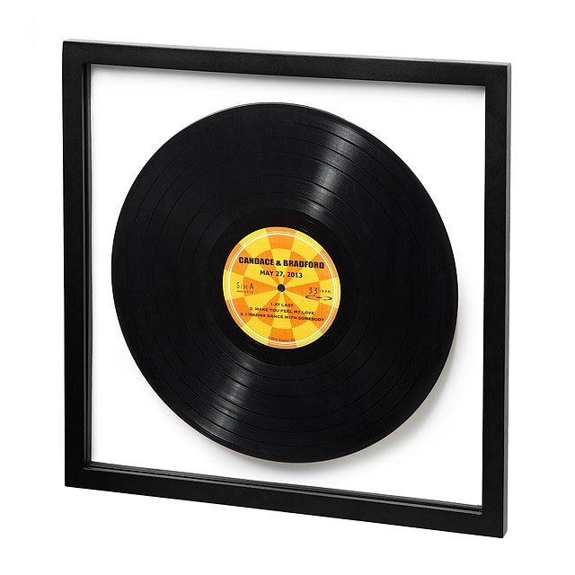 Personalized LP Record 2