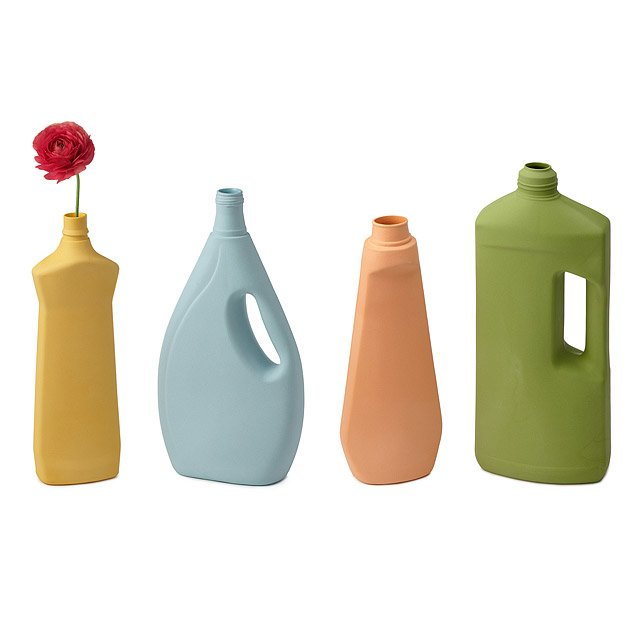 Porcelain Bottle Series